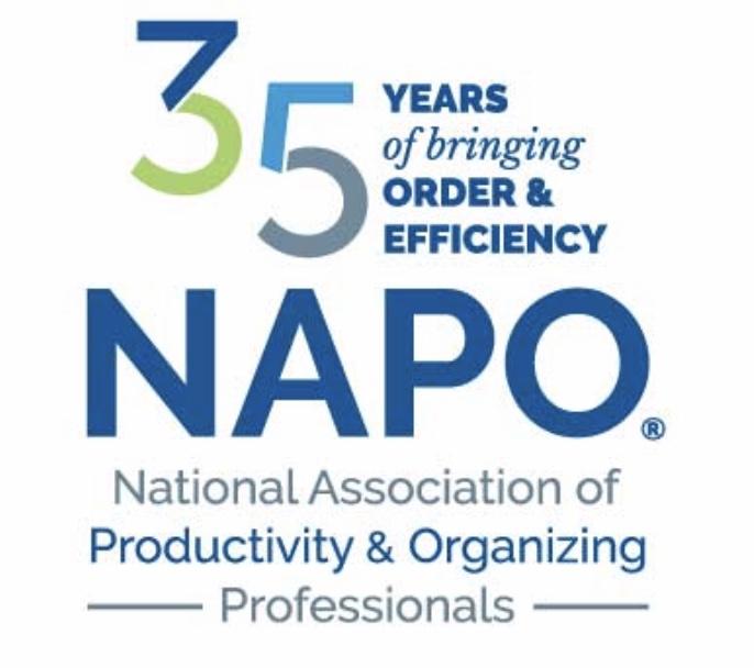 NAPO National Association of Productivity & Organizing